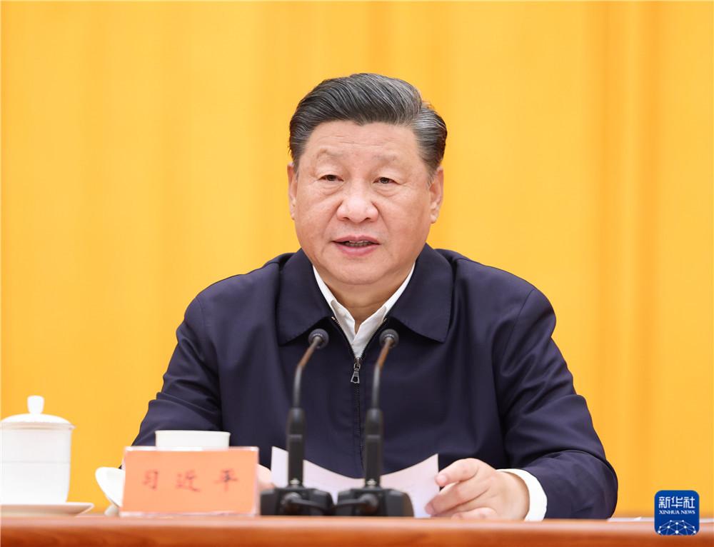 习近平:坚持和完善人民代表大会制度 不断发展全过程人民民主